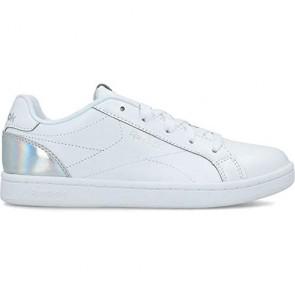 Scarpe da Tennis Casual Bambino Reebok Royal Complete Clean Bianco