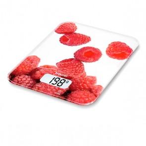 Acquistare Bilancia da Cucina Beurer KS 19 berry 5 Kg Bianco Rosso