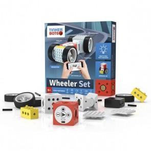 Kit di Robotica Wheeler Tinkerbots