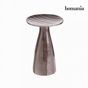 Candelabro Alluminio (26 x 16 x 16 cm) - New York Collezione by Homania