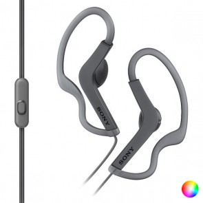 Auriculari Sportivi con Microfono Sony MDRAS210AP