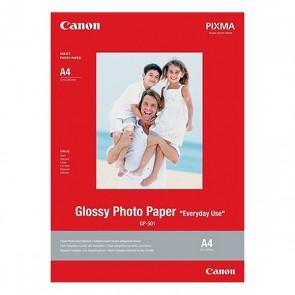 Carta Fotografica Lucida Canon GP-501 (20 Foglie)