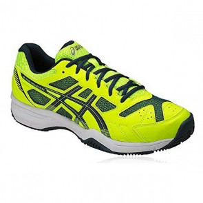 Scarpe da Padel per Adulti Asics Gel Exclusive 4 SG Giallo