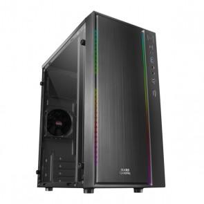 Cassa Minitorre Micro ATX / ITX Mars Gaming MCM RGB Nero