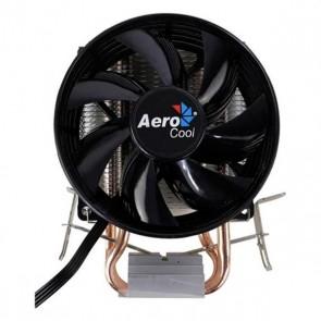 Ventilatore Aerocool VERKHO2 9 cm 1,8W Azzurro