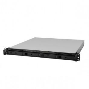 Memorizzazione sulla Rete Nas Synology RS818+ Intel Atom C2538 2 GB RAM 48 TB
