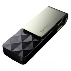 Memoria USB Silicon Power Blaze B30 32 GB Nero