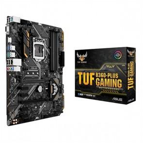Scheda Madre Gaming Asus Tuf B360-Plus ATX DDR4 LGA1151 RGB