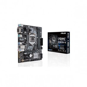 Scheda Madre Asus B360M-K mATX DDR4 LGA1151
