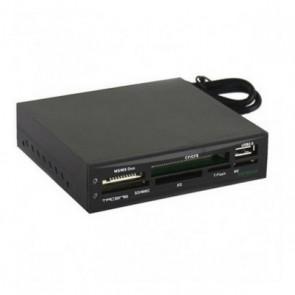 Lettore di Schede Interno Tacens ACR1 USB 2.0 Nero