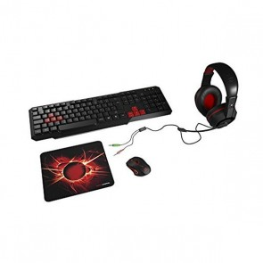 Game pack Tacens MACP1 USB Nero Rosso