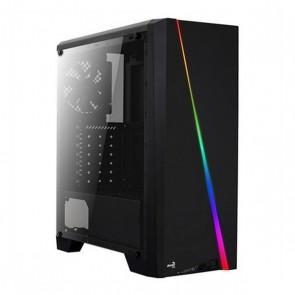 Cassa Semitorre ATX Aerocool CYLON RGB USB3.0 LED RGB Nero