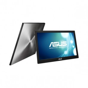 "Monitor Asus MB168B 15,6"" HD USB 3.0 Argento"