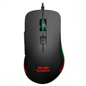 Mouse Ottico Mouse Ottico Mars Gaming MM118 USB 9800 DPI Nero