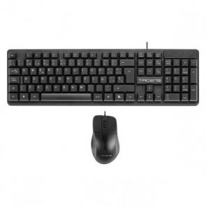 Mouse e Tastiera Mars Gaming ACP0PT Nero