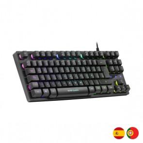 Tastiera per Giochi Mars Gaming MKTKL Nero