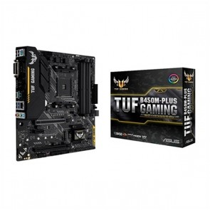Scheda Madre Gaming Asus Tuf B450M-Plus mATX DDR4 AM4 RGB