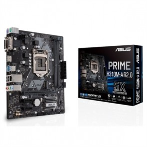 Scheda Madre Asus PRIME H310M-A R2.0 mATX DDR4 LGA1151
