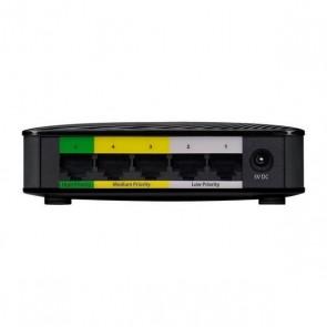 Router da Tavolo ZyXEL GS-105SV2 LAN Nero