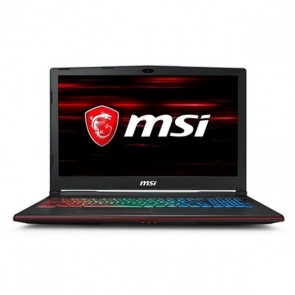 "Portatile Gaming MSI GP63-684XES 15,6"" i7-8750H 16 GB RAM 1 TB SSD Nero"