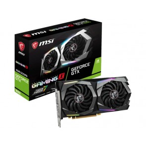 Scheda Grafica Gaming MSI GeForce GTX 1660 Gaming X 6 GB DDR5