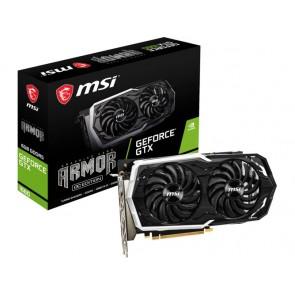 Scheda Grafica Gaming MSI GeForce GTX 1660 Armor 6 GB DDR5