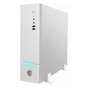 PC da Tavolo Gaming MSI PE130-021EU i5-8400 8 GB RAM 128 GB SSD + 1 TB W10 Bianco