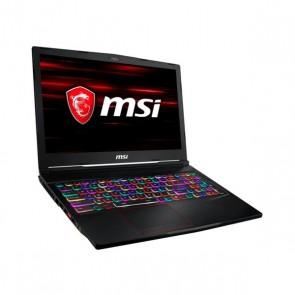 "Portatile Gaming MSI GE63-626ES 15,6"" i7-9750H 32 GB RAM 1 TB SSD Nero"
