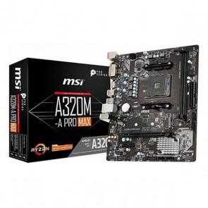 Scheda Madre MSI A320M-A Pro Max mATX DDR4 AM4