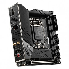 Scheda Madre MSI MEG Z490I UNIFY mITX DDR4 LGA1200