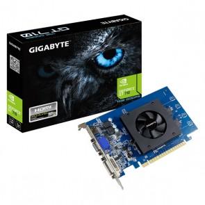 Scheda Grafica Gigabyte NVIDIA GT-710 1 GB DDR5