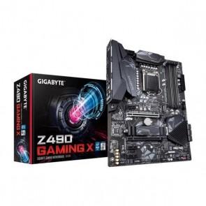 Scheda Madre Gaming Gigabyte Z490 X ATX DDR4 LGA1200