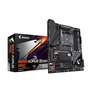 Scheda Madre Gaming Gigabyte B550 Aorus Pro GAB55APRO-00-G ATX DDR4 AM4