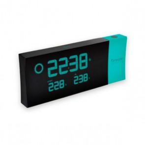 Radiosveglia con proiettore LCD Oregon Scientific BAR-223-P Azzurro