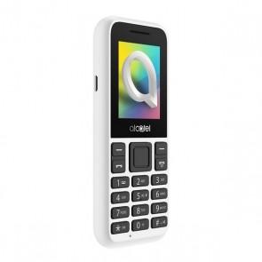 "Telefono Cellulare ALCATEL 1066D-2BALES1 1,8"" QQVGA Bluetooth Bianco"