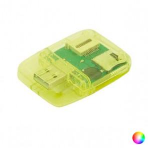 Lettore di Schede USB 2.0 SD 143509