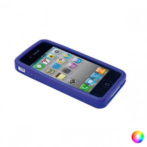Custodia per Cellulare Iphone 4/4s/5/5s/se Silicone 143964
