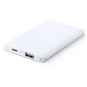 Power Bank Ultrapiatto con Micro USB 2000 mAh 145326