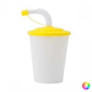 Bicchiere con Cannuccia (308 ml) 143171