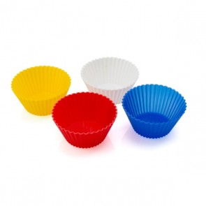 Stampi in Silicone per Cupcake (4 pcs) 143983