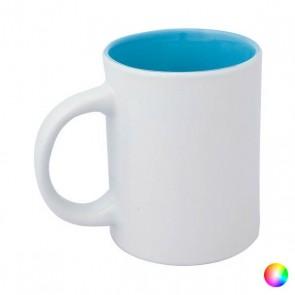 Tazza di Ceramica (370 ml) Bicolore 149464
