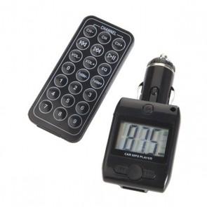 Lettore MP3 e Trasmettitore FM per Auto 144392