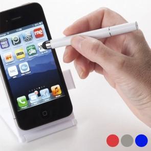 Supporto per Smartphone con Penna Puntatore Bicolore 144151