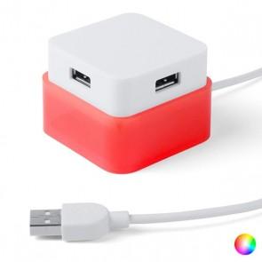 Hub USB 4 Porte 144635 Bicolore 144635