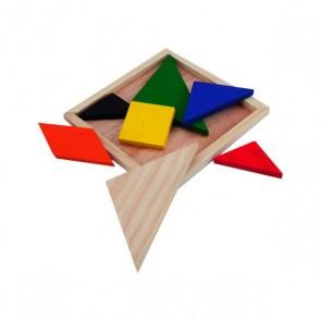 Puzzle Tangram (7 pcs) 143704