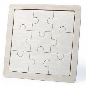 Puzzle in Legno Personalizzabile (9 pcs) 145719