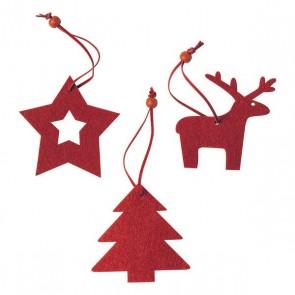 Set di Addobbi di Natale (3 pcs) 145197