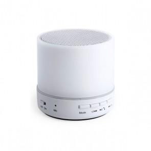 Altoparlante Bluetooth con Lampada LED USB 3W Bianco 146086