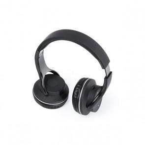 Cuffie Pieghevoli cpn Bluetooth USB FM 6W Nero 146131