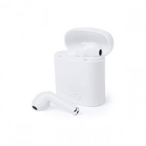Auricolari Bluetooth con Microfono USB Bianco 146202